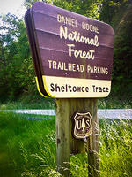 May 31: Sheltowee Trace Northern Terminus